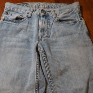 Other - Mens American Eagle Low Loose Fit Jeans Sz 26x28